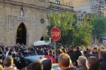 Incidente a Misilmeri, in centinaia per l'ultimo saluto a Luca - Video