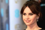 """Rogue One"", Felicity Jones guerriera nello spin-off di Star Wars"