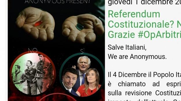 hacker, pd sicilia, referendum, Sicilia, Politica