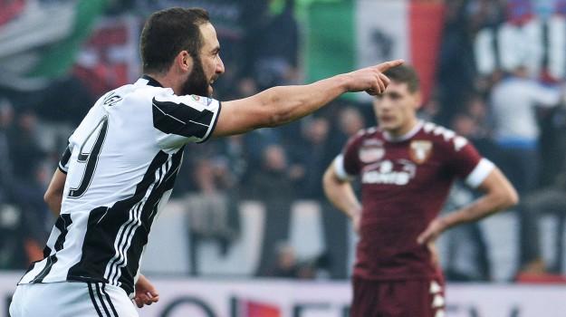 Juventus, Napoli, SERIE A, Torino, Gonzalo Higuain, Sicilia, Sport