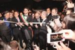 Bagheria, a Villa Cattolica riaperto il museo Guttuso: grande festa per l'inaugurazione - Video