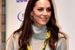 Una mano sulla pancia ed è subito gossip: terza gravidanza per Kate?