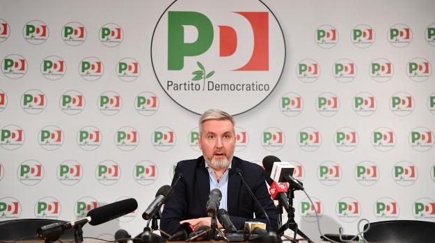 partito democratico, pd, referendum, Lorenzo Guerini, Matteo Renzi, Sicilia, Politica