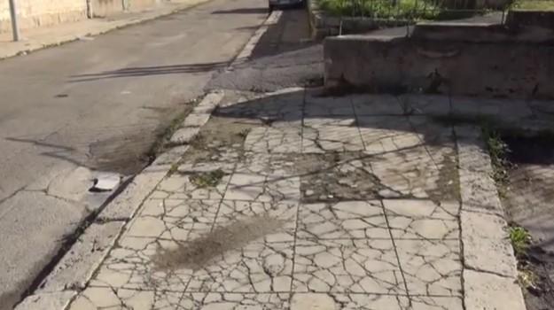 strade dissestate ad agrigento, Agrigento, Cronaca