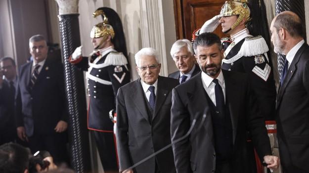 consultazioni, crisi di governo, m5s, Quirinale, Sergio Mattarella, Silvio Berlusconi, Sicilia, Politica