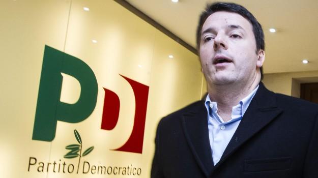pd, primarie, Andrea Orlando, Matteo Renzi, Michele Emiliano, Sicilia, Politica
