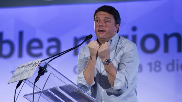 assemblea, pd, Matteo Renzi, Sicilia, Politica