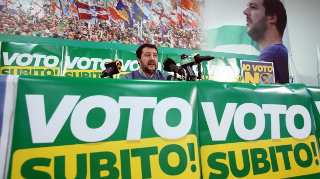 elezioni, italicum, Lega, Matteo Salvini, Sicilia, Politica