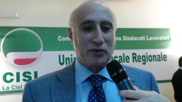 cicl sicilia, segretario regionale, Mimmo Milazzo, Sicilia, Economia