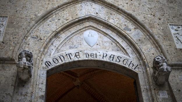 Monte dei Paschi di Siena, mps, Paolo Gentiloni, Pier Carlo Padoan, Sicilia, Economia