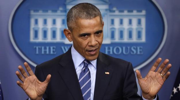 Stati Uniti, USA, Barack Obama, Sicilia, Mondo