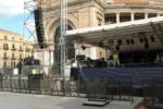 Musica e sketch per il Capodanno: festa in tre piazze a Palermo