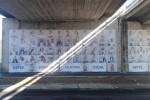 Il portale dell'identità realizzato a Catania