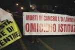 Rifiuti dell'Ilva diretti alla discarica di Melilli, camion bloccati a Catania