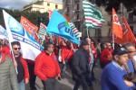 A Palermo scioperano i lavoratori Tim, l'azienda: nessun esubero