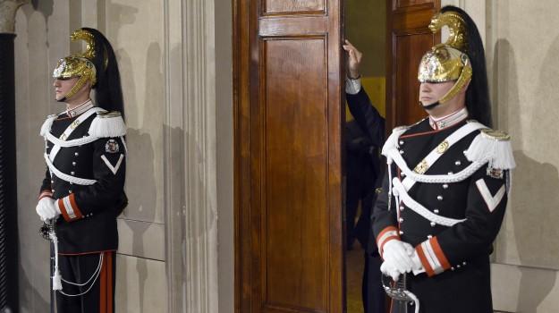 consultazioni, Crisi, governo, Sicilia, Politica