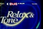 RELAX & TONE - MASSAGGIATORE ELETTRICO