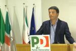 Renzi alla direzione del Pd: non abbiamo paura di andare a votare