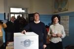 Italia al bivio fra Sì e No, da Renzi a Berlusconi: ecco i leader politici al voto - Foto