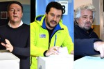 Referendum, seggi aperti fino alle 23 Affluenza alta: 57,24% alle 19, Sicilia 45,06%