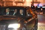 Renzi, concluso il consiglio dei Ministri Adesso da Mattarella per le dimissioni