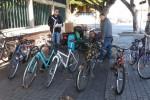Trovato con 15 biciclette, denunciato un tunisino a Palermo