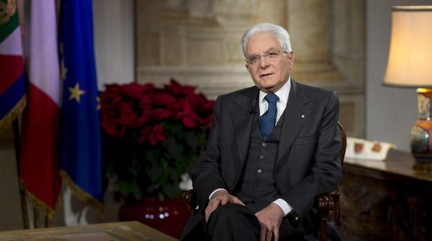 LAVORO, messaggio, presidente della Repubblica, Sergio Mattarella, Sicilia, Politica