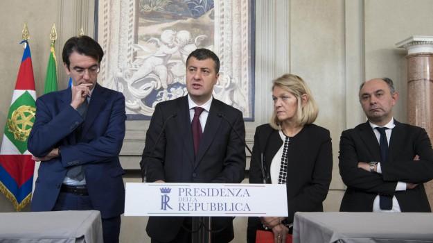 consultazioni, crisi di governo, sel, sinistra italiana, Sicilia, Politica