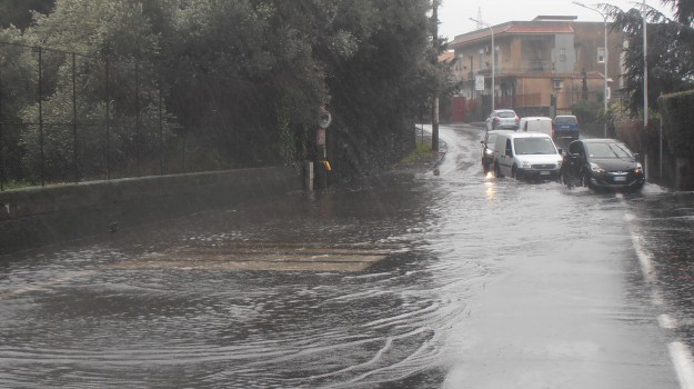 maltempo catania, Catania, Cronaca