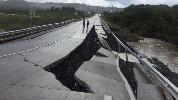 Cile, sisma, terremoto, tsunami, Sicilia, Mondo