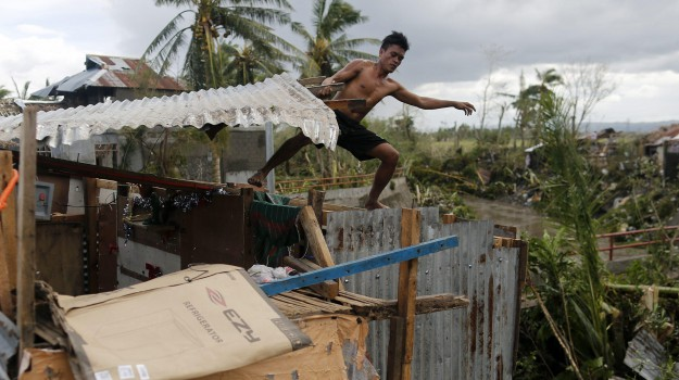 Filippine, meteo, tifone, Sicilia, Mondo