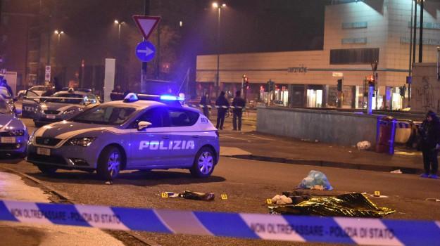 Amri, attentato, poliziotti, Sicilia, Cronaca