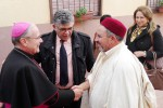 Dialogo tra le religioni, l'imam di Tunisi incontra il vescovo di Mazara