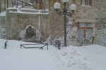 Neve in Sicilia, un morto sulle Madonie: scuole chiuse fino a martedì