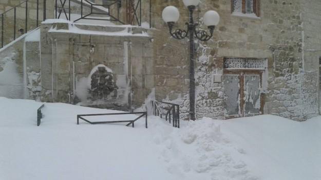 madonie, neve sicilia, Sicilia, Cronaca