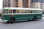 Befana, a Palermo torna l'autobus verde anni '70