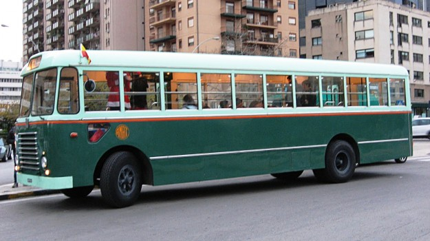 bus storico amat, Palermo, primo maggio, Palermo, Cronaca
