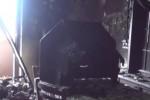 Fiamme in casa a Palermo, le immagini dopo l'incendio - Video