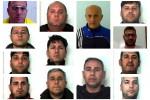 Clan Santapaola, nomi e foto dei 13 arrestati
