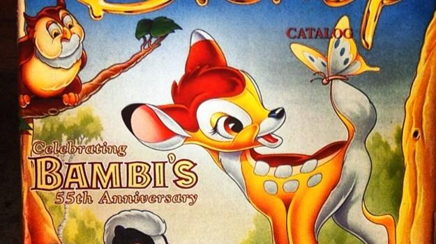 bambi, morte, Sicilia, Cultura