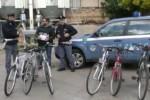 A Palermo polizia dona bici rubate alla Missione di Biagio Conte - Video