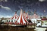 """""""Lavoratori irregolari"""" in un circo ad Augusta, denunciato il rappresentante legale"""