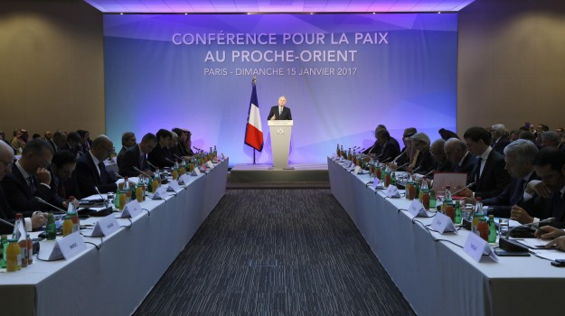 conferenza per la pace, medio oriente, parigi, Sicilia, Mondo