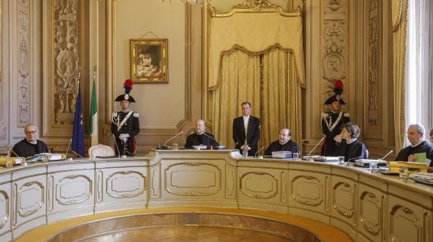 consulta, corte costituzionale, italicum, Sicilia, Politica