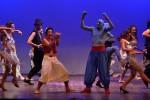 L'allestimento di Aladin al teatro Savio di Palermo