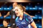 Campionessa di ping pong perde un braccio ma torna a giocare