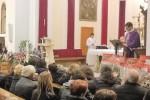 Travolto dall'acqua a Castronovo, a Campofranco l'ultimo addio a Mazzara
