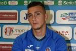 Trapani, dal Novara arriva in prestito Jacopo Manconi