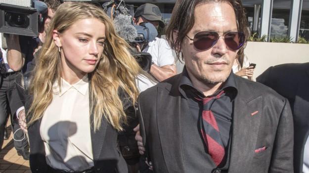 divorzio, pirati dei caraini, Amber Heard, Johnny Depp, Sicilia, Società