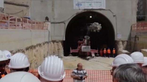 passante ferroviario palermo, Palermo, Economia